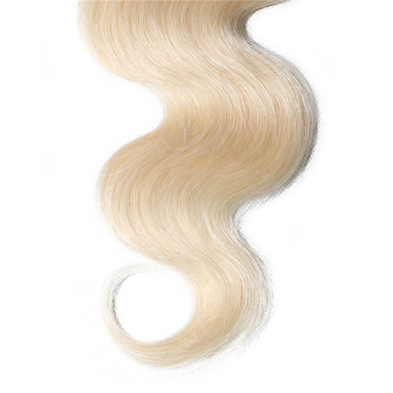 Ombre Color T1B/613 Body Wave Lace Closure 4*4 Lace Closure 100% Virgin Human Hair-Yiroo Hair