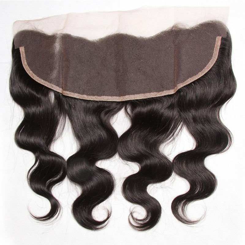 YIROO Best Lace Frontal 1PCS 13x4 Virgin Human Hair Body Wave Closure Malaysian/Brazilian Hair