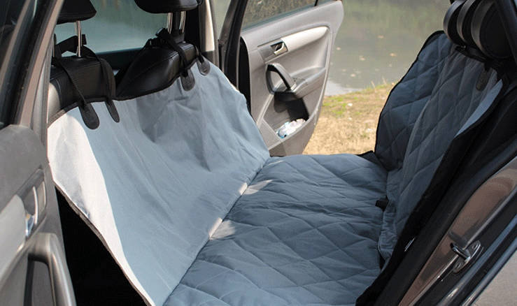 Pet Dog Car Seat Cover / Waterproof Back Seat Covers - boopetclub