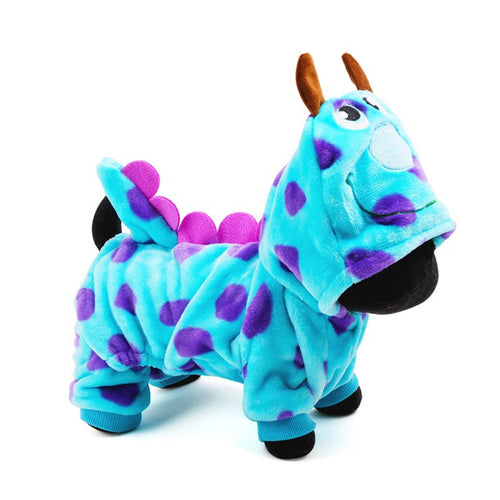 Dragon Pet Costume, Monster Dog and Cat Clothes - boopetclub