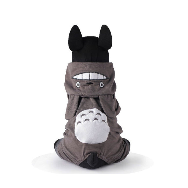 Totoro Pet Costume, Dog and Cat Clothes - boopetclub