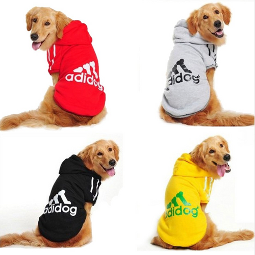 Dog Hoodie Dog Clothes - boopetclub