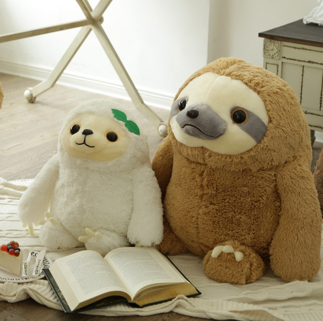 Sloth Plush Doll Animal Doll Gifts