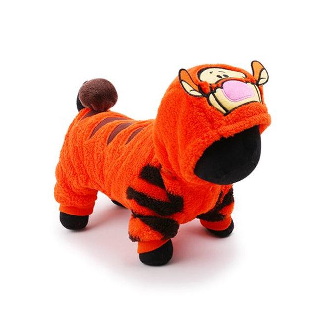 Tiger Pet Costume, Dog and Cat Clothes - boopetclub