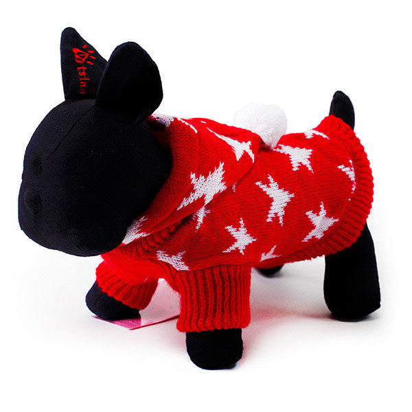 Star Pet Sweater, Dog and Cat Clothes - boopetclub