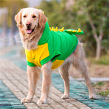 Large Dog Dinosaur Costume, Dog Clothes, Dog Hoodies - boopetclub