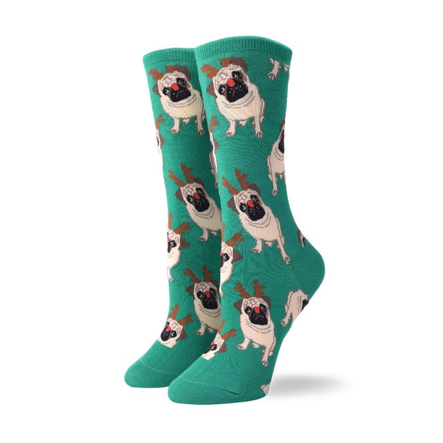Pug Women Socks - boopetclub