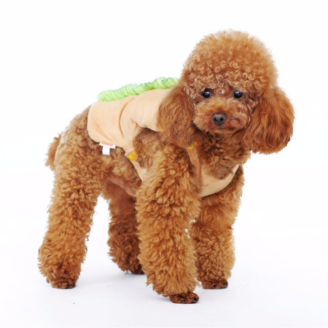Hotdog Pet Clothes, Dog and Cat Costume - boopetclub