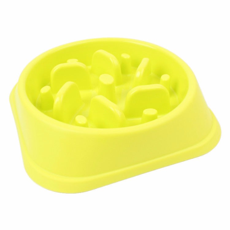 Anti Choke Pet Bowl Slow Feeder Dog Bowl - boopetclub
