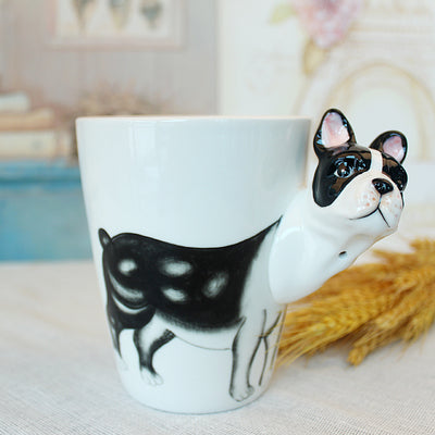 Animal Ceramic Coffee Mug - boopetclub