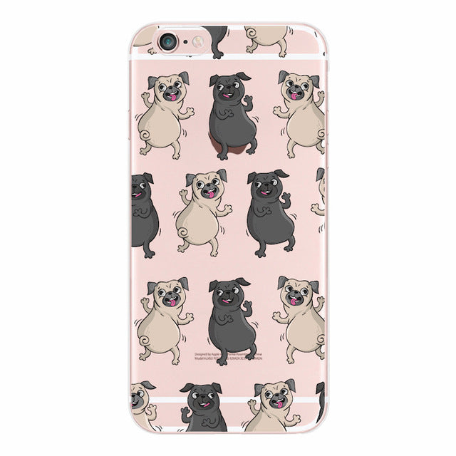 Pug iPhone Cases / Samsung Galaxy Cases - boopetclub