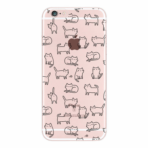 Cat iPhone Cases / Samsung Galaxy Cases - boopetclub