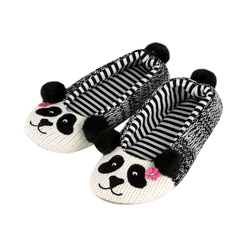Panda Animal Slippers Shoes - boopetclub