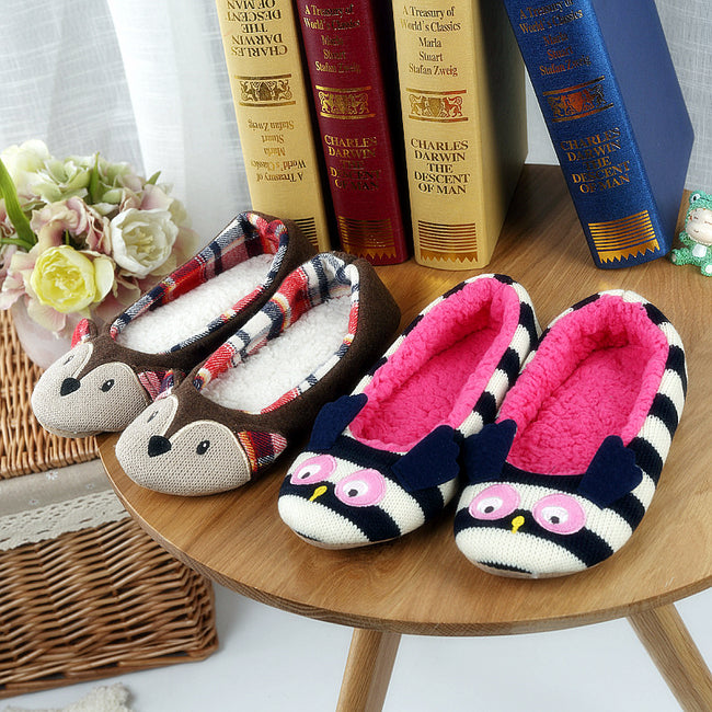 Squirrel Animal Slippers Shoes - boopetclub