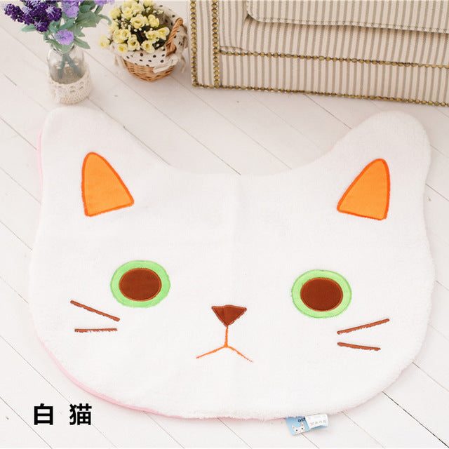 Cat Doormat Floor Mat - boopetclub