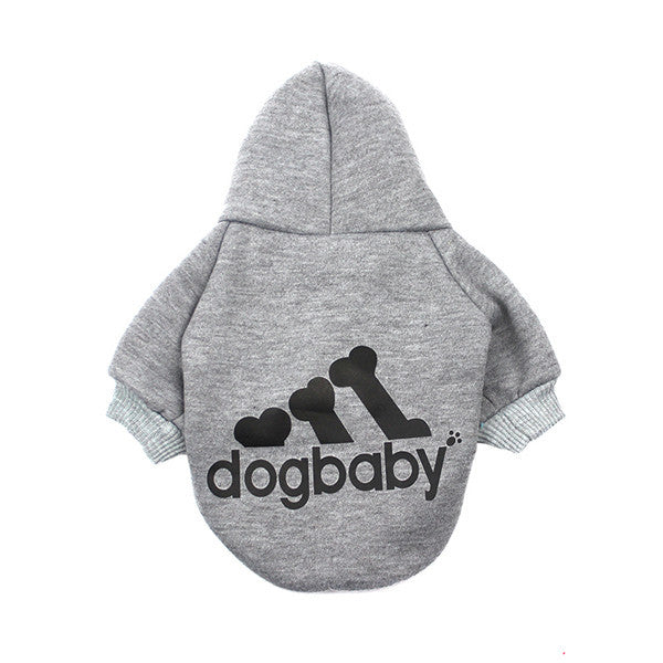 Dog Baby Hoodie Dog Clothes - boopetclub