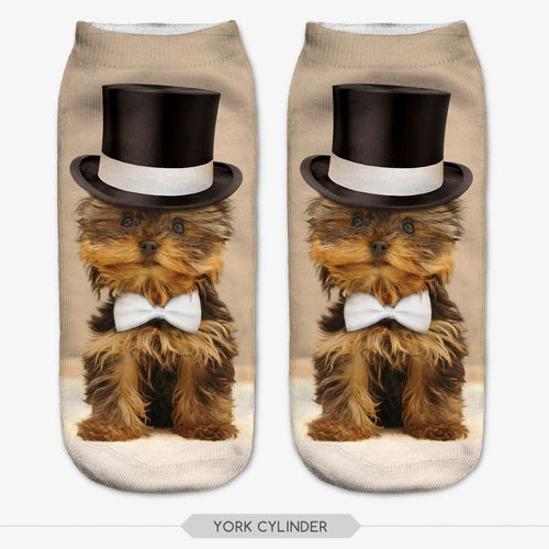 Yorkshire Terrier Yorkie Dog Women Socks - boopetclub