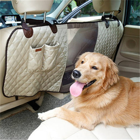 Pet Dog Car Seat Cover / Waterproof Back Seat Covers
