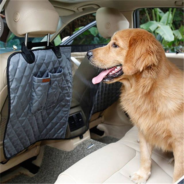Pet Dog Car Seat Barrier / Separator - boopetclub