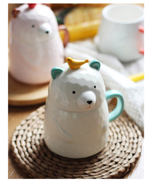 Bear Coffee Mug - boopetclub