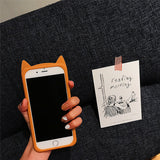 Leopard Cat iPhone Cases - boopetclub