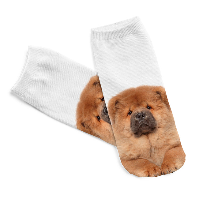 Chow Chow Dog Women Socks - boopetclub