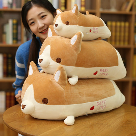 Corgi Butt Backpack Bag