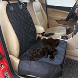 Pet Dog Front Car Seat Cover / Seat Protector - boopetclub