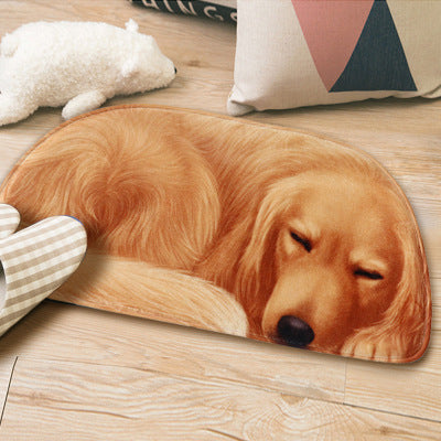 Dog Breed Doormat Bathroom Floor Mat - boopetclub