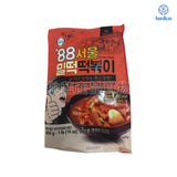 韓國甘辣炒年糕 454g | Wheat pasta with Hot sauce