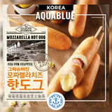 韓國莫薩里拉芝士熱狗 4件裝 [需烹調] |  Korean Mozzarella Cheese Hotdog 4pcs [Need to be cooked]