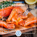 挪威煙三文魚 500g [解凍即食] | Norway Smoked Salmon 500g [Edible after thawing]