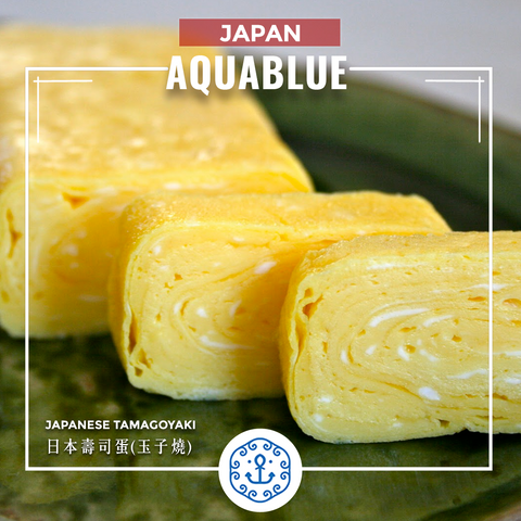 日本壽司蛋(玉子燒) 500g [解凍即食] | Japan tamagoyaki 500g [Edible after thawing]
