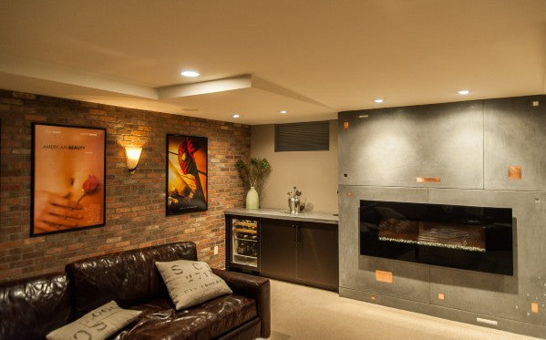 Unique Ways to Turn a Basement into a Man Cave