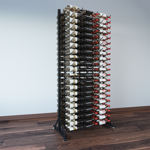 378 Bottle Island Display Rack