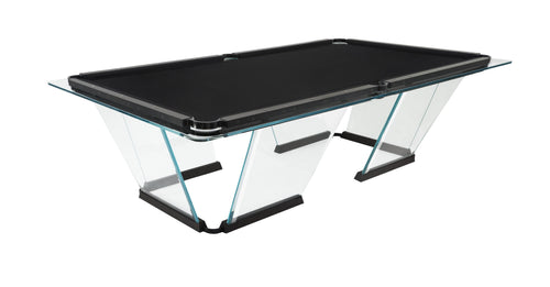 T1 Crystal Pool Table
