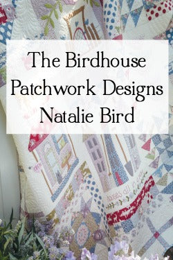 The Birdhouse Patchwork Deigns Natalie Bird