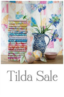 Tilda Fabric on sale, Tilda Sale