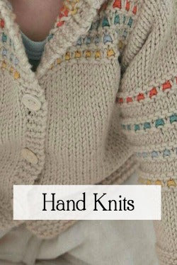 baby hand knits, toddler hand knits