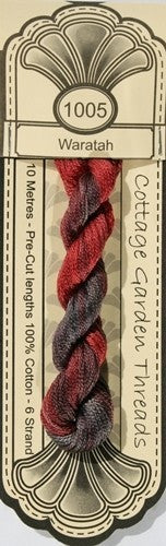 Cottage Garden Threads-CGT 1005 Waratah