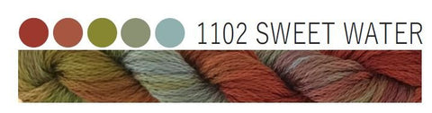 Cottage Garden Threads-CGT 1102 Sweet Water