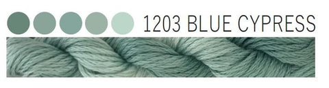 Cottage Garden Threads-CGT 1203 Blue Cypress