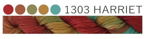 Cottage Garden Threads-CGT 1303 Harriet