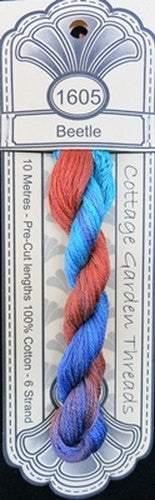 Cottage Garden Threads-CGT 1605 Beetle