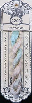Cottage Garden Threads-CGT 2203 Periwinkle