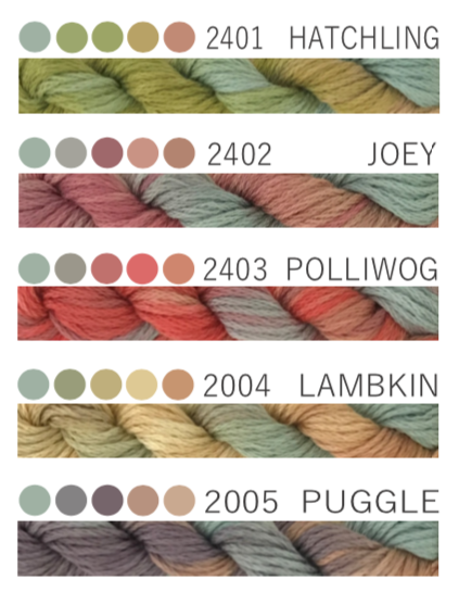 Cottage Garden Threads-CGT 2401 Hatchling