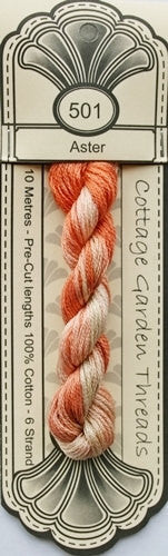 Cottage Garden Threads-CGT 501 Aster