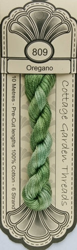 Cottage Garden Threads-CGT 809 Oregano