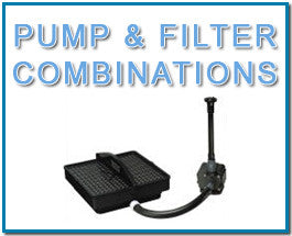 Pumps & Filter Combinations