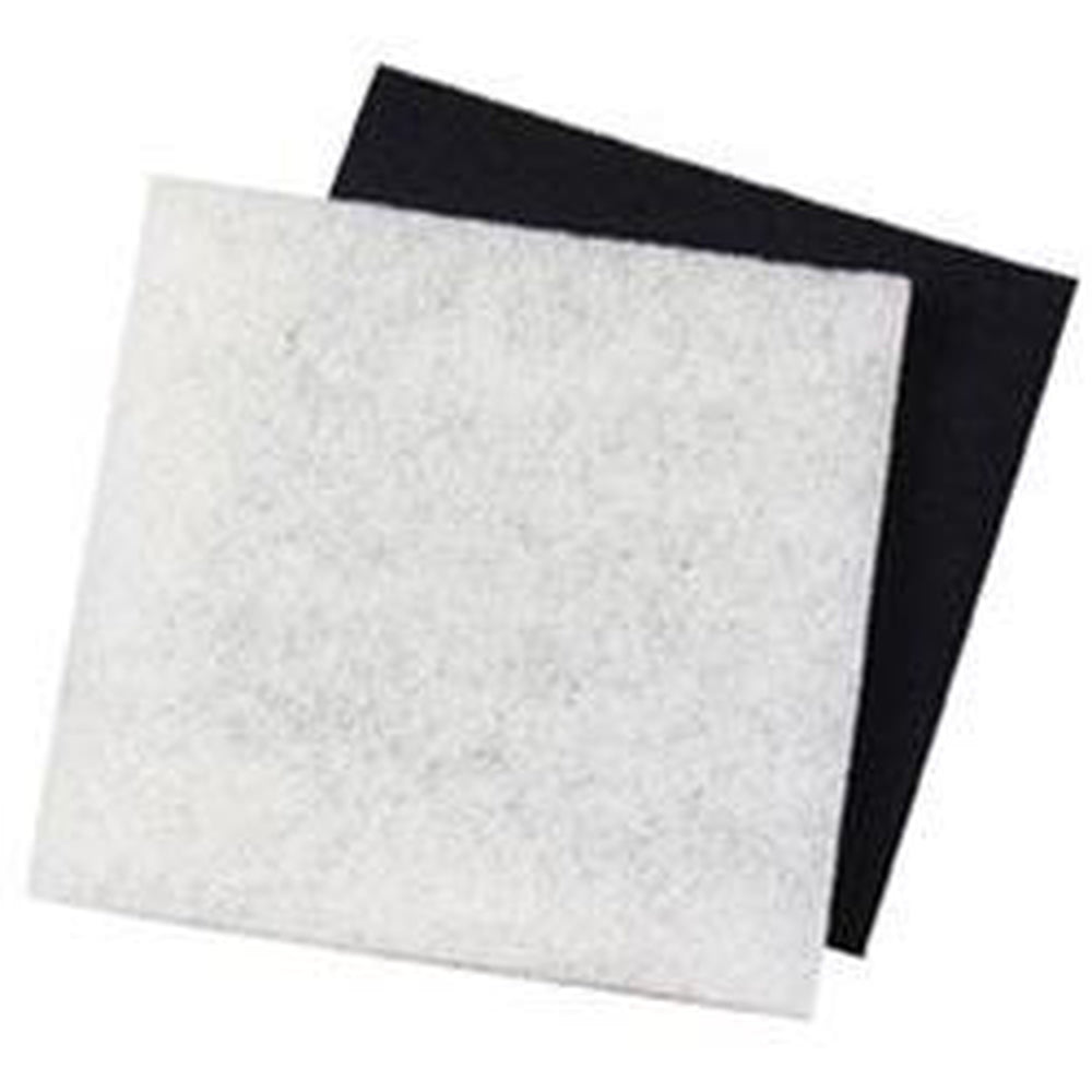 "NEW Carbon & Coarse Pads for Pondmaster 500 Filter, 9"" x 9"" - Pond Supplies 4 Less"